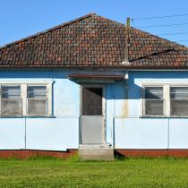 Classic Fibro Home.