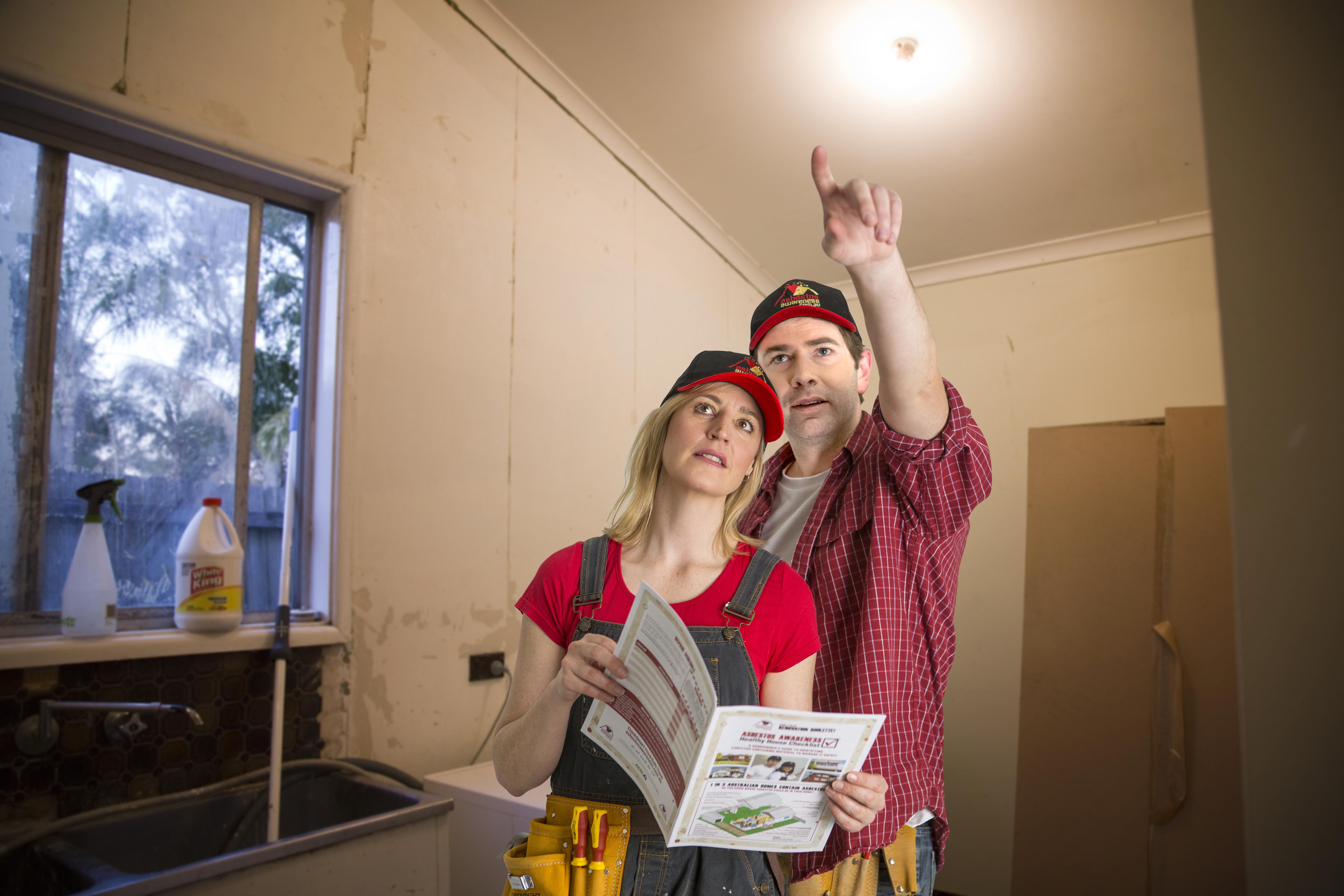 Asbestos In The Home Asbestos Awareness